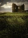 Hilltop Castle Ruin